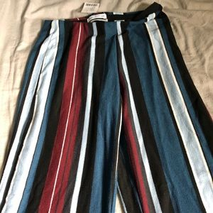 Urban Outfitters Pants - Multi-color striped Pants: Urban Outfitters